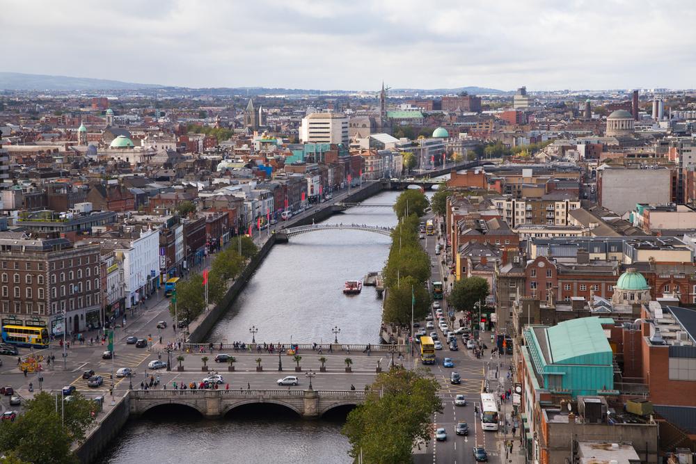 Ponad 50 serwisów randkowych w Irlandii
